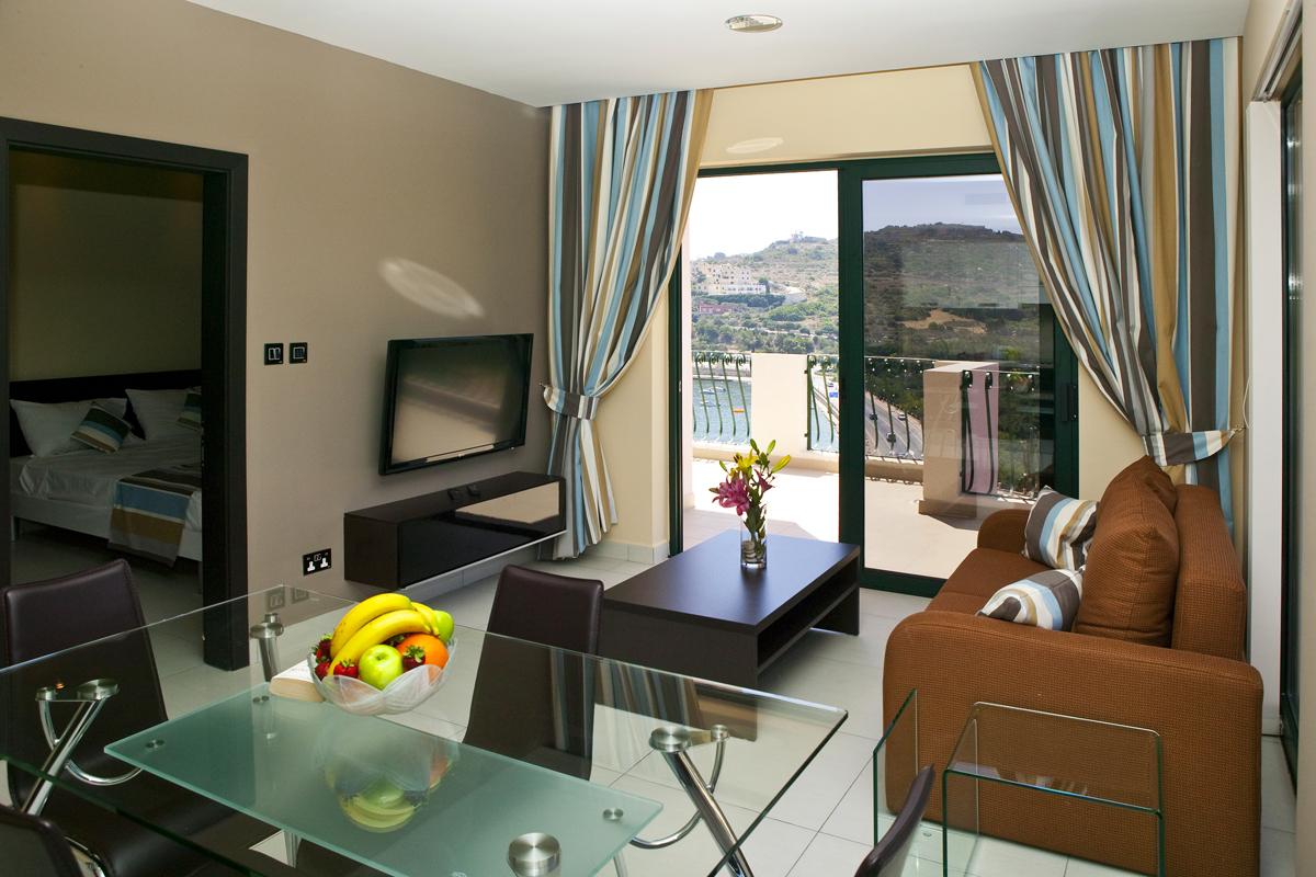 Hotel Penthouse Kitchen