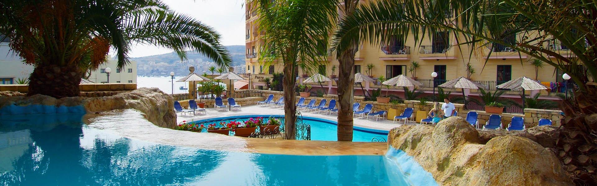 3 star hotel malta hotel apartments porto azzurro for Appart hotel porto