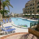 Hotel Malta   Outdoor Pool at Porto Azzurro Malta