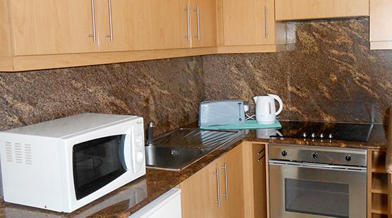 Hotel Apartments-Kitchen