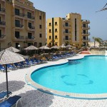 Outdoor Pool | Sunbeds | Porto Azzurro