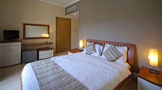 Apart Hotel Bedroom