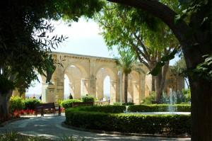 Barrakka Gardens - Malta