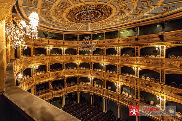 Manoel Theatre - Valletta, Malta