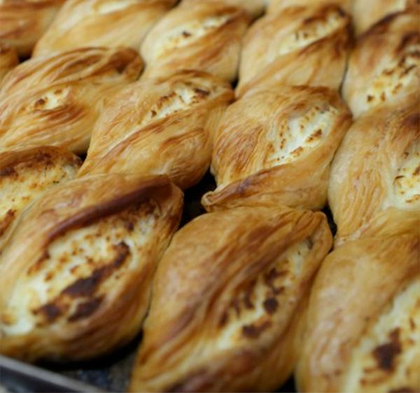 Maltese pastizzi - small inexpensive wonder snacks