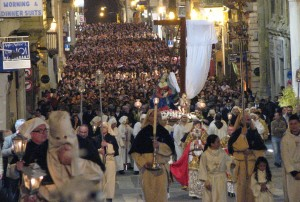 Our Lady of Sorrow - Easter in Malta