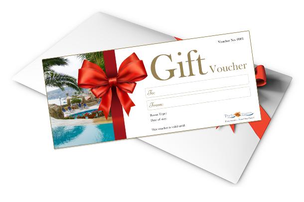 NEW! Gift Vouchers