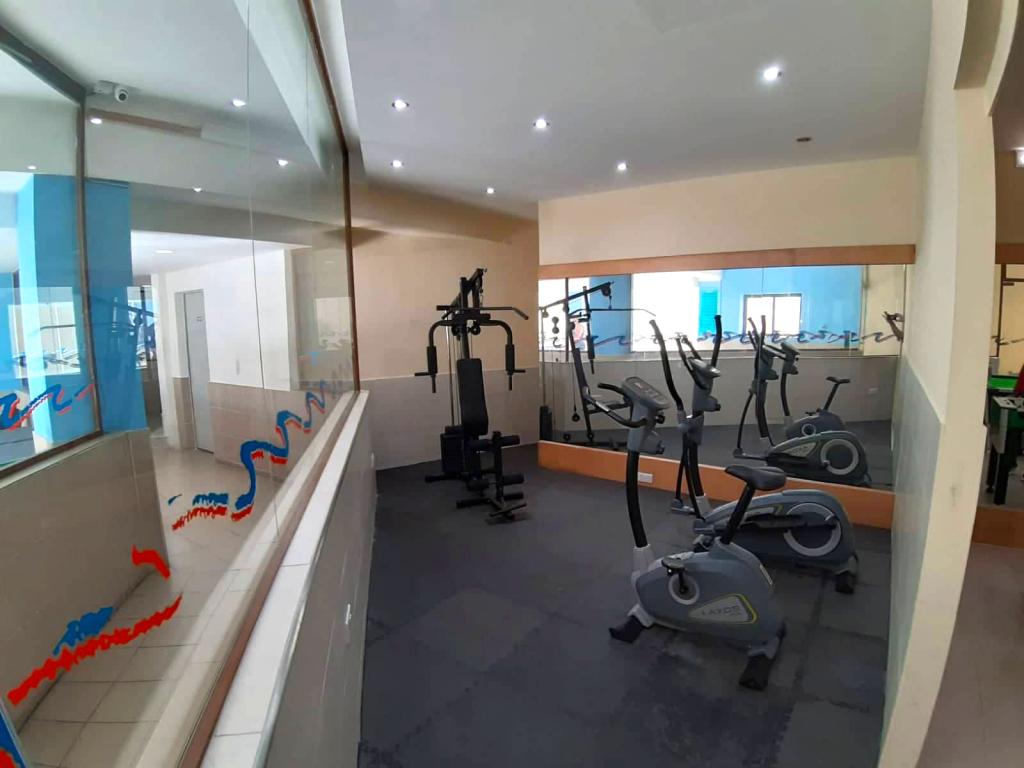 Hotel malta fitness room gym at porto azzurro malta