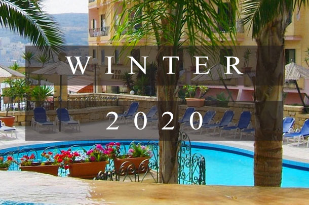 Winter Rates From €17