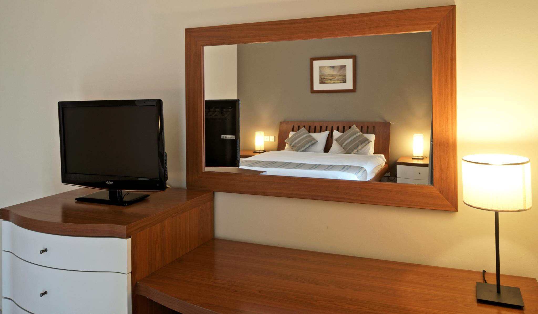 Aparthotel Malta Self Catering Bedroom Room