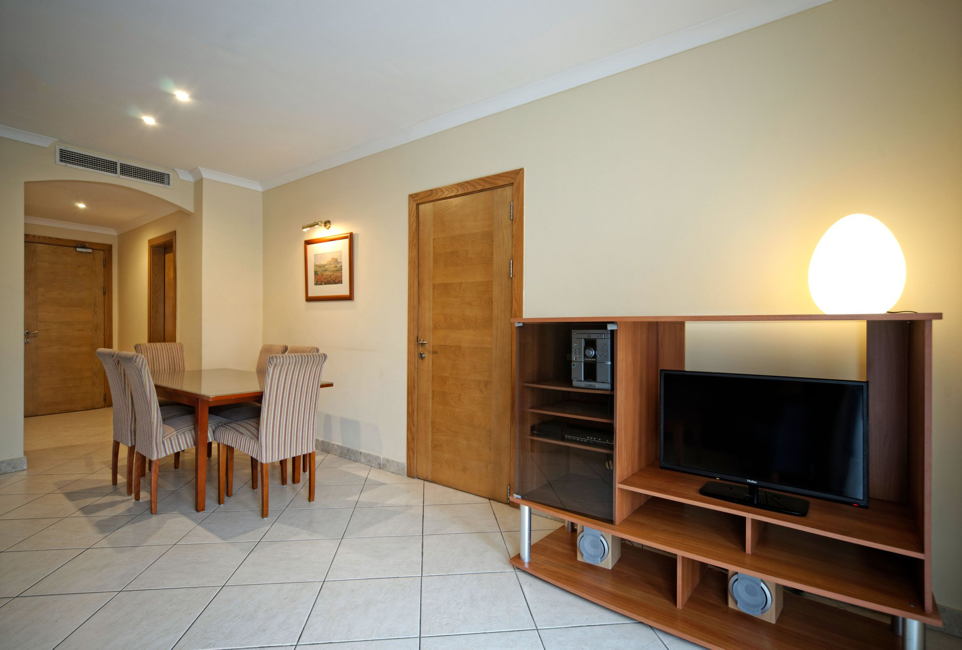Two-Bedroom Self Catering Apartment With Living And Dining Area
